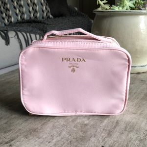 Authentic Prada travel case